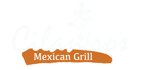 Cilantros Mexican Grill LOGO white