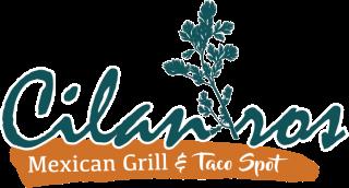 Cilantros Mexican Grill & Taco Spot LOGO (Final)